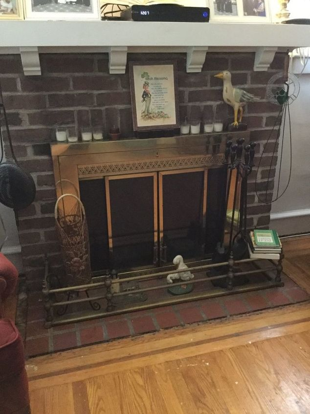 q anyone have advice for fireplace i am starting to remodel living room