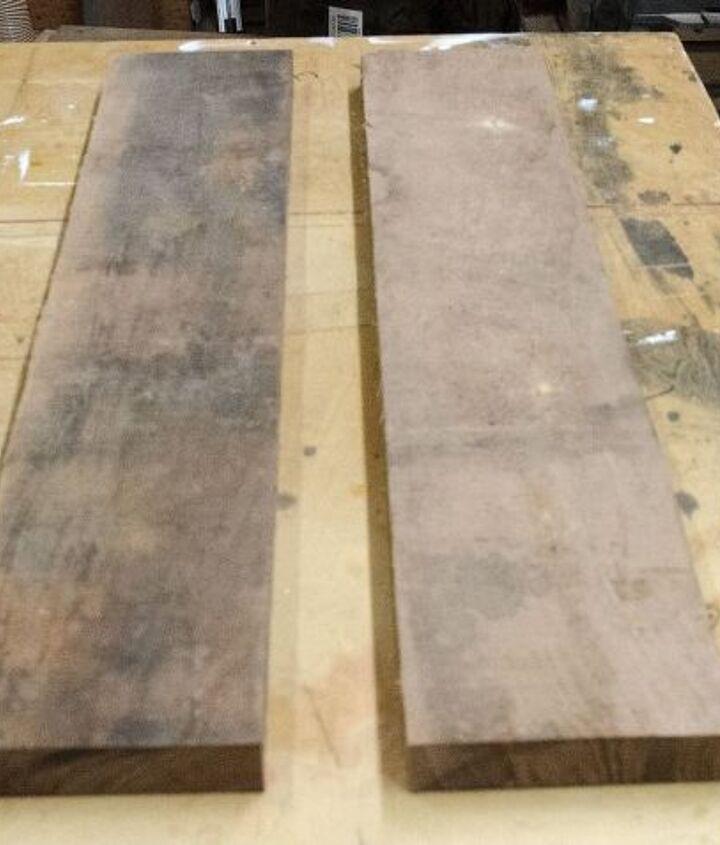 build a modern coat rack