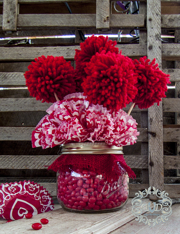 s everything red for canada day, Not Your Typical Bouquet