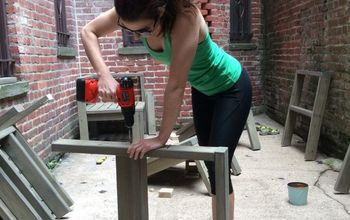17 Benches You Can Build This Summer