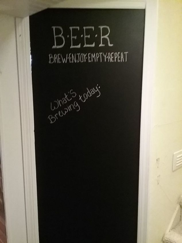 basement makeover continued