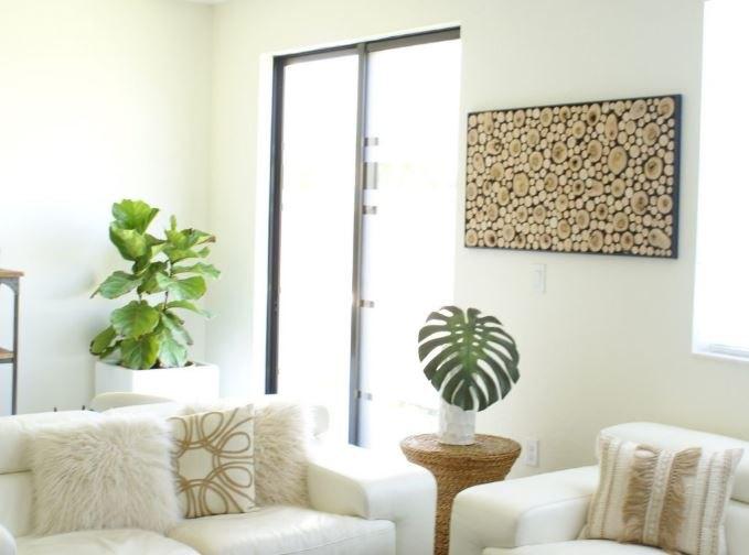 decorative wood wall art
