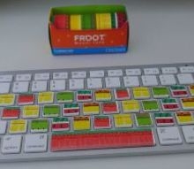 how to decorate your keyboard with washi tape