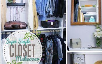unique closet organizer ideas