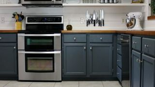 Wasted Space On Top Of Kitchen Cabinets Hometalk