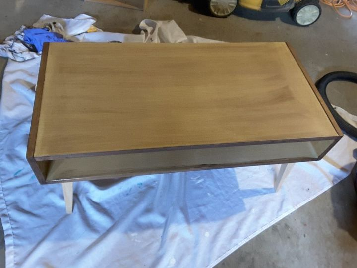 q how to take perfectly fine veneer of a table
