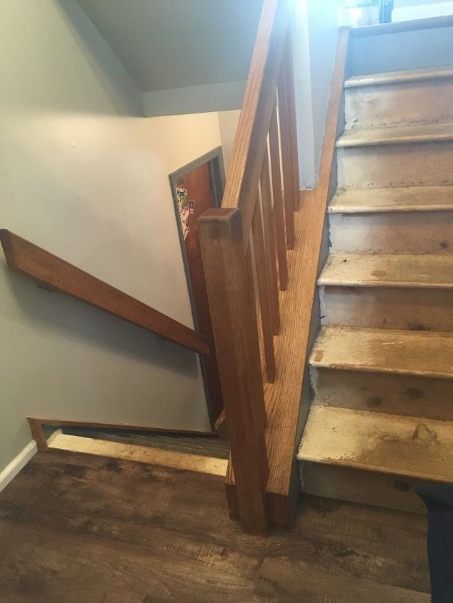 q suggestions for paint color of railings and stairs
