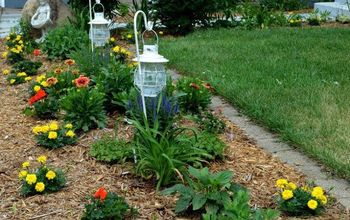 Flower Garden Makeover - From Weed Pit to A Beautiful Flower Bed