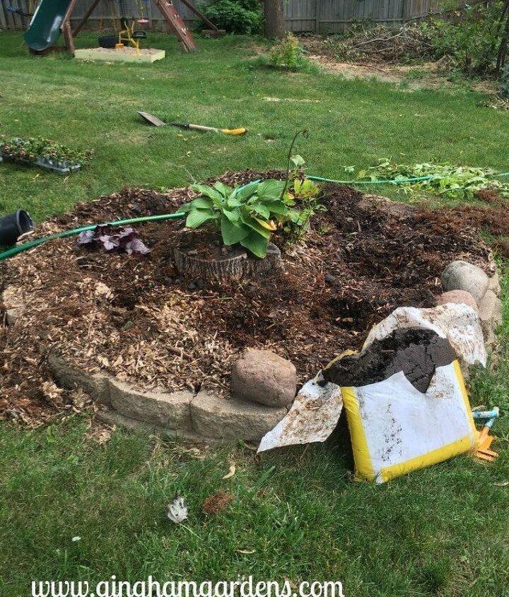 Easy Garden Makeover - Progress