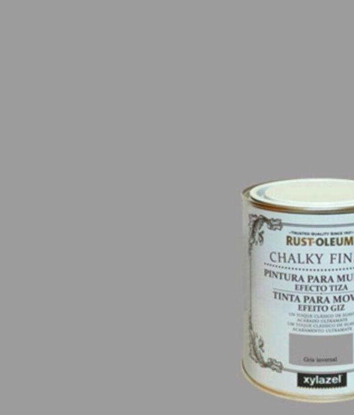 Rustoleum Chalk Paint Winter Grey
