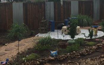 Backyard Redo