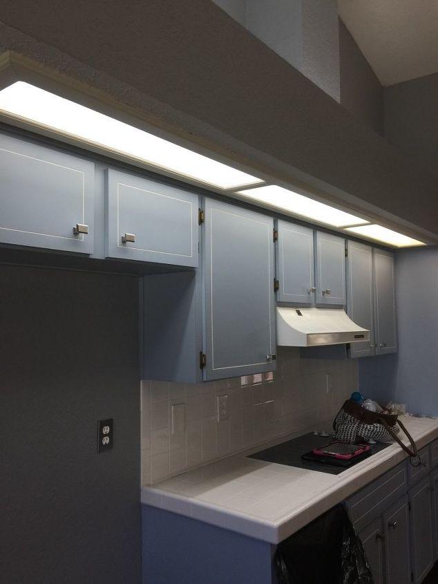 q soffit lighting change or go