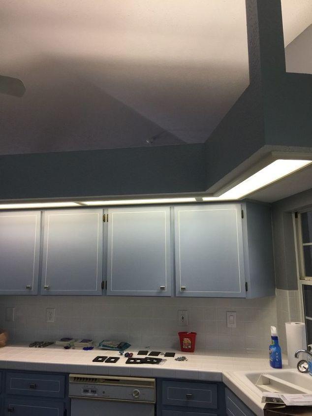 online store e90aa 42267 Soffit lighting,..Change or Go? | Hometalk