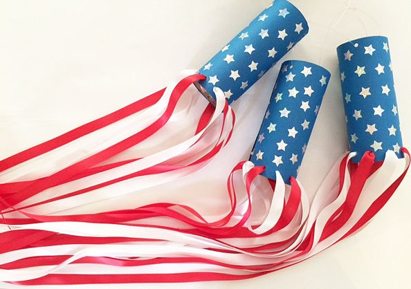 s 18 beautiful crafts for the 4th of july, Wind Catcher
