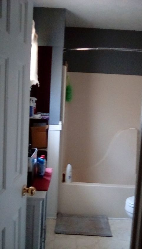 q want to redo our master bath and replace our tub with a shower