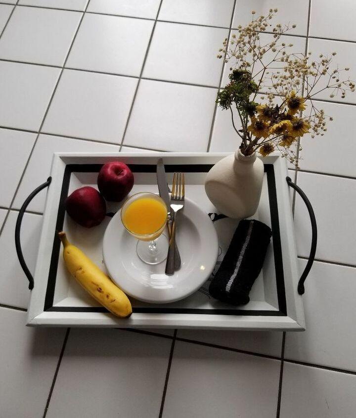 serving tray gets big redo