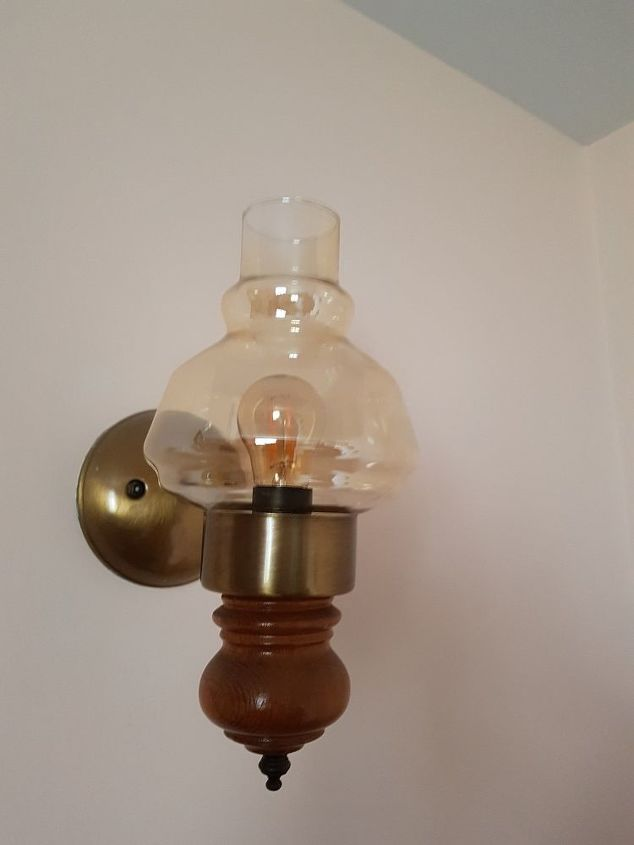 q suggestions for sconce chimneys