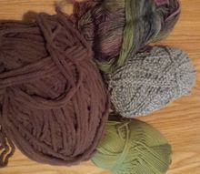 q i have lots of yarn what can i make with it