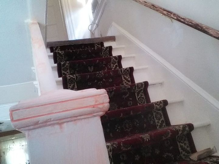q should i change the color of my stairs