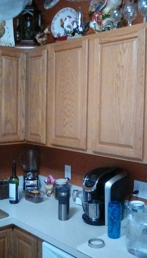 q easiest method to change my cabinets thinking a gray wash
