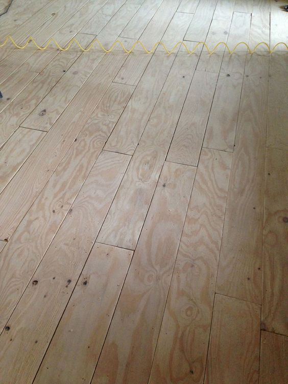 How Durable Are Planked Plywood Floors As Alternative To Hardwood