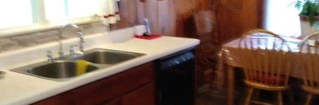 q what would you do to brighten up this kitchen