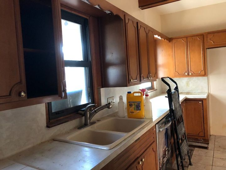 How Do I Change Up My Kitchen Cabinets On A Shoestring Budget