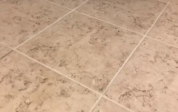 If Cleaning Your Grout Doesn't Work. Try This