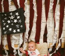 4th of july diy photo backdrop
