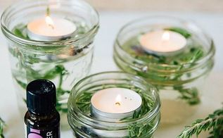 easy homemade bug repelling candle