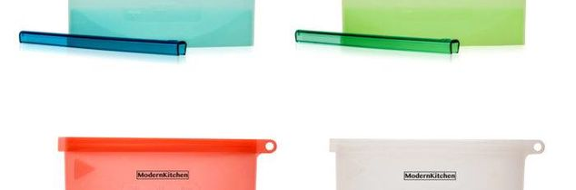 q reusable silicone food storage bags