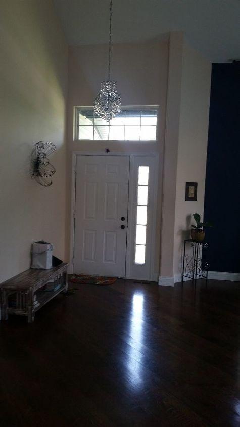 q entryway idea