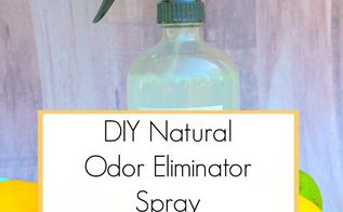 natural odor eliminator spray