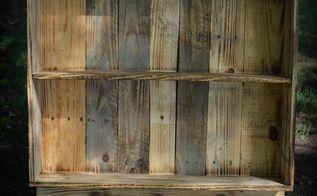 q pallet storage shelf