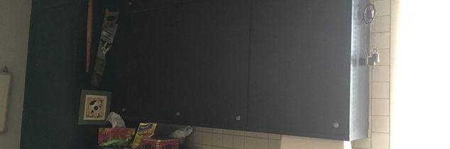 q kitchen sliding cupboards