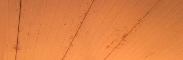 q i need some advice on covering an aluminum ceiling on my porch