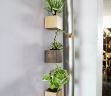 cute fridge succulent planters