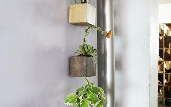 cute fridge succulent planters