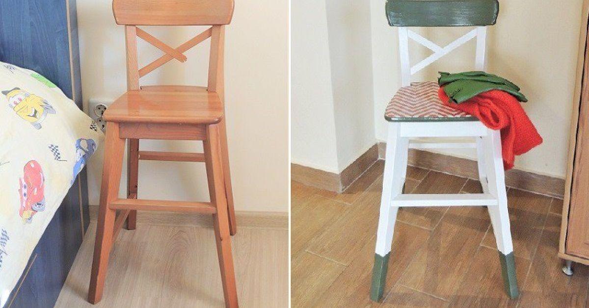 ikea hack ingolf bar stool makeover hometalk. Black Bedroom Furniture Sets. Home Design Ideas