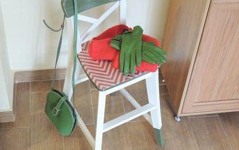 a creative makeover for an ikea bar stool