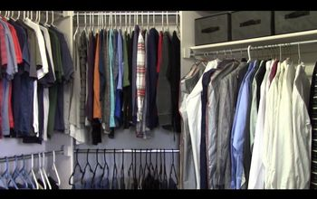 Closet Organization and Hacks