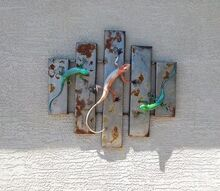 q restore art deco on outside wall