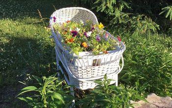 garden bassinet