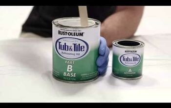Can I tint Rustoleum's Specialty Tub & Tile Refreshing Kit?