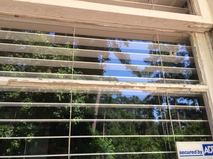 q 1954 ranch home w old windows insulation fine glazing gone on most