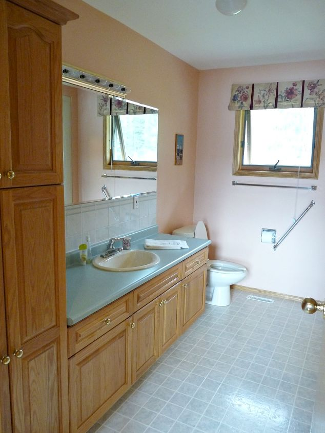 s these bathroom makeovers might inspire you to update your own, Before Ready For A Makeover