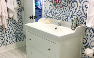 s these bathroom makeovers might inspire you to update your own