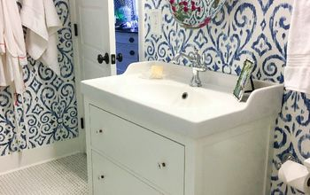 These Bathroom Makeovers Might Inspire You To Update Your Own