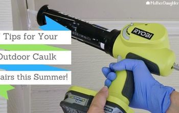 7 Tips for Your Next Outdoor Caulk Project
