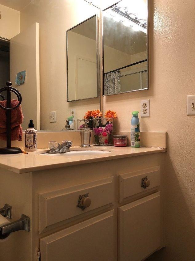 Tips For A S Bathroom Makeover Hometalk - 70s bathroom makeover